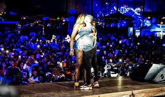 Tiwa Savage Might Become Wizkid's 4th Babymama