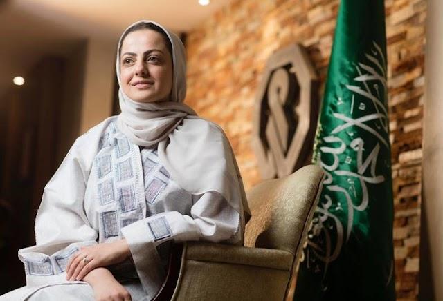 اختيار رانيا نشار لجائزة المرأة العربية المتميزة في حقل الاقتصاد والمصارف