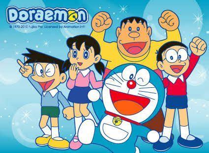 gambar kartun nobita lucu