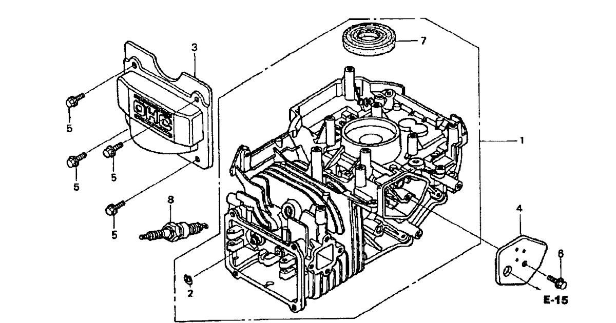 27 Honda Gc190 Parts Diagram