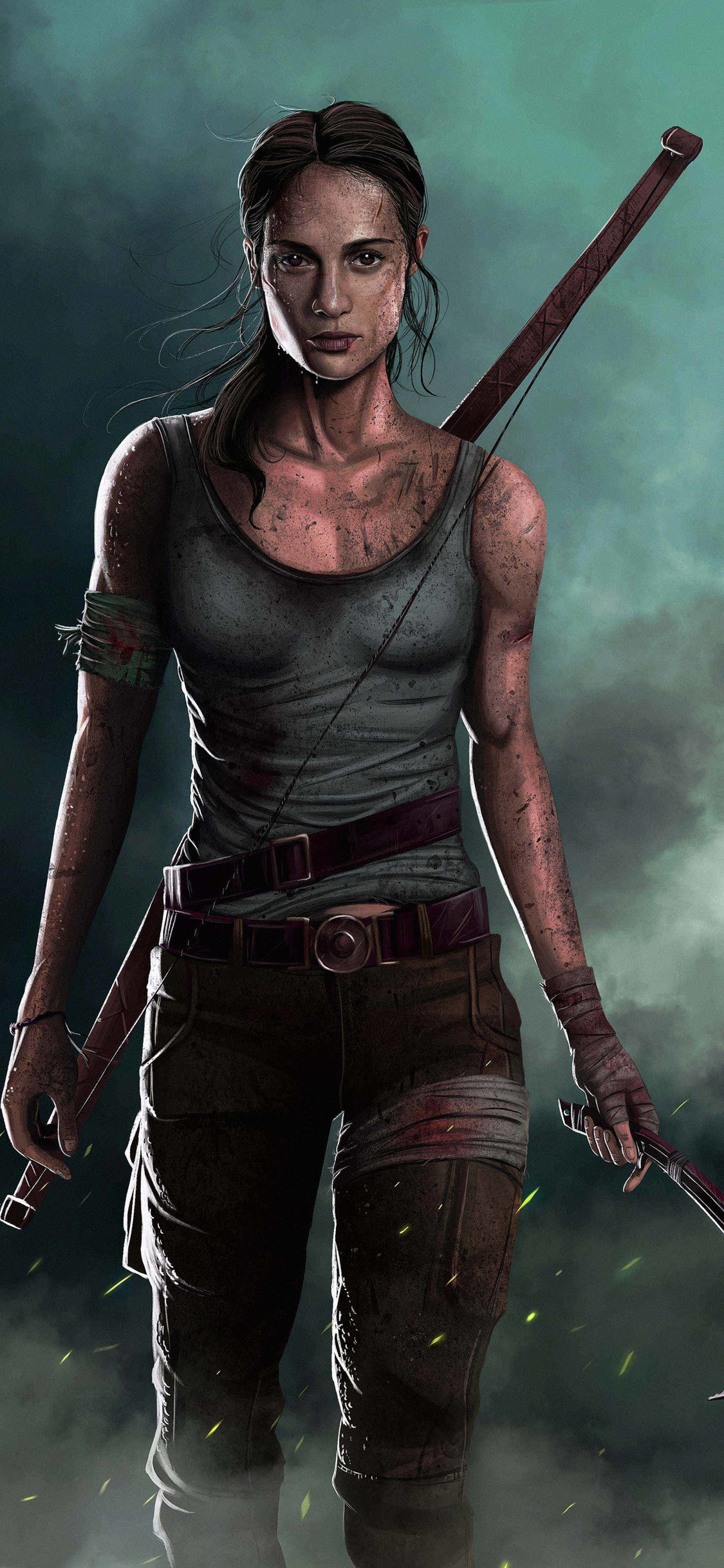 Tomb Raider iPhone Wallpaper (87+ images)