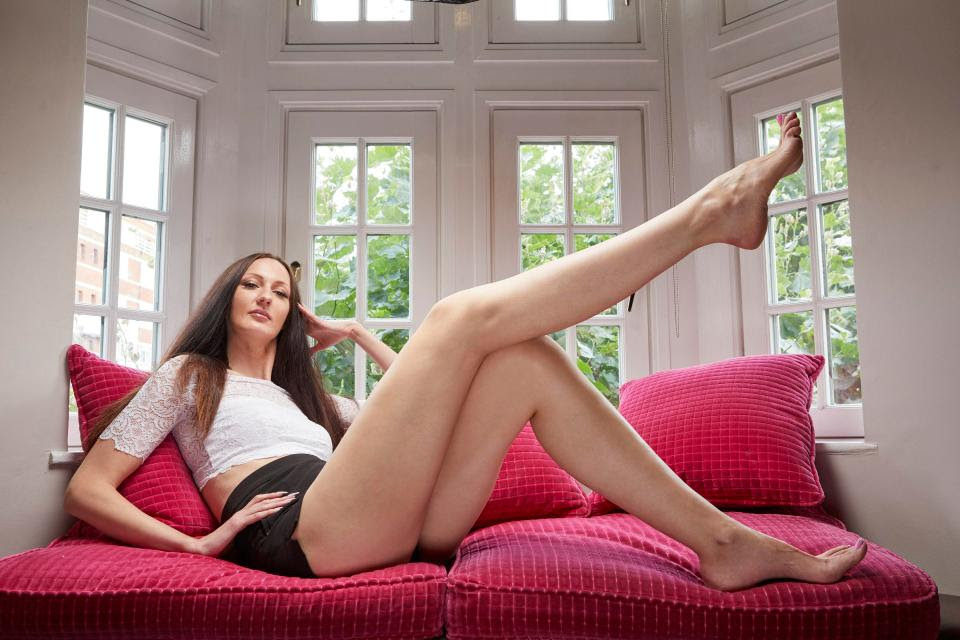 Meet The Model With The Longest Legs In The World As She Scoops 2 Guinness World Records
