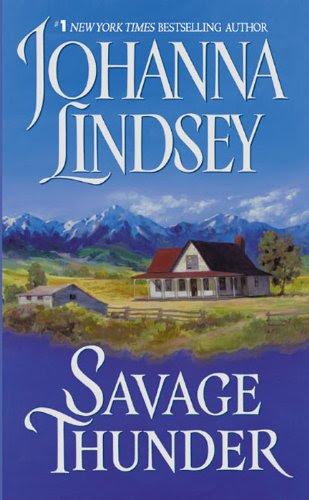 Savage Thunder (Wyoming) by Johanna Lindsey