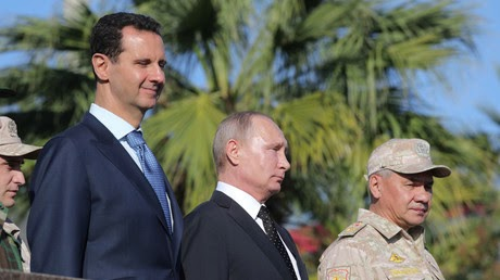 'We were close to direct conflict between Russia & US inside Syria' – Bashar Assad