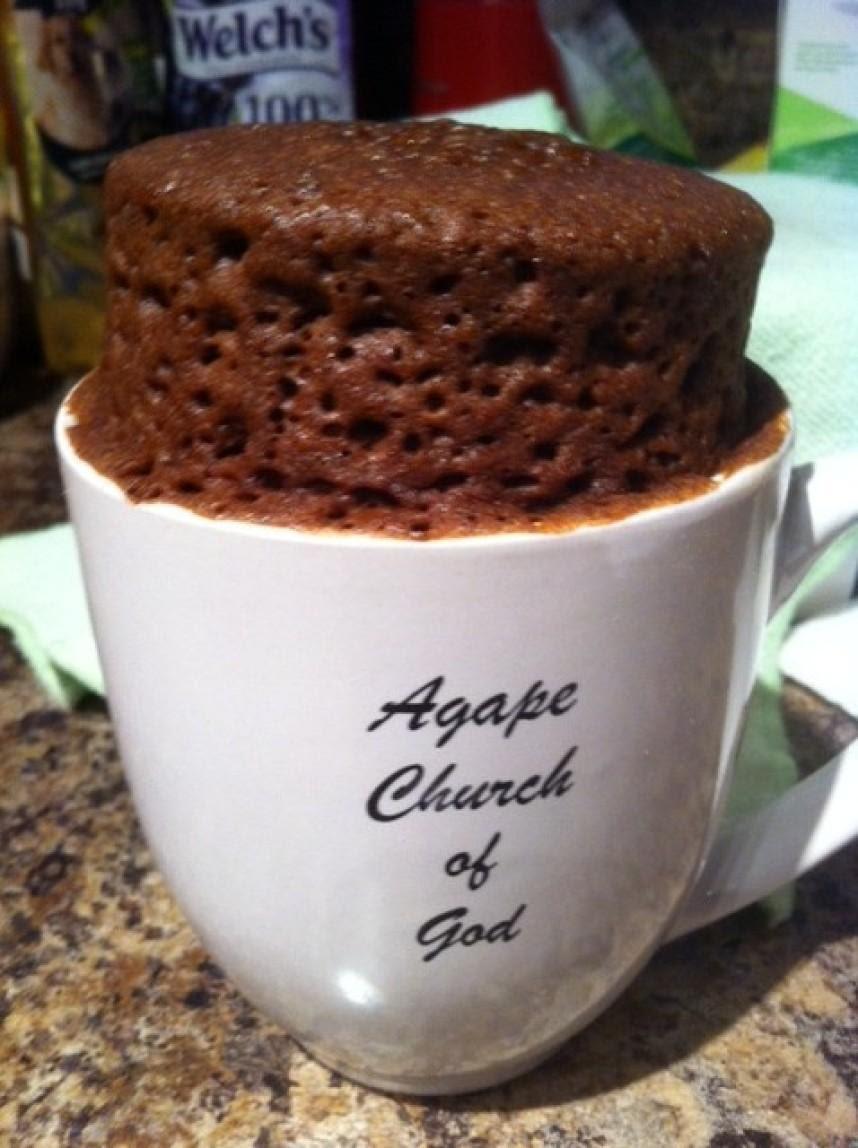 5 Minute Chocolate Mug Cake Recipe 3 | Just A Pinch Recipes