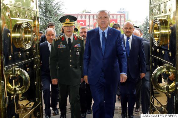 erdogan military july 2016