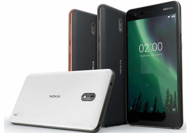 Nokia 2 with large battery and splash proof body made official, costs only €99