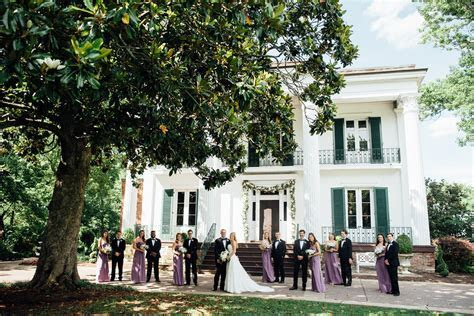 Riverwood Mansion Wedding   Ashley and Kirk   Nashville
