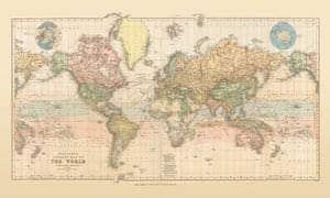 Off The Chart The Big Comeback Of Paper Maps Travel