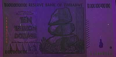 Zim 10 Trillion Back