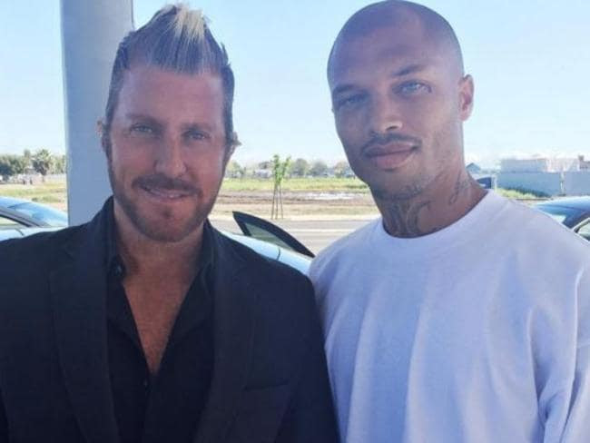 jeremy meeks now after freedom