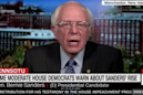 Bernie Sanders dominates CNN's last New Hampshire poll
