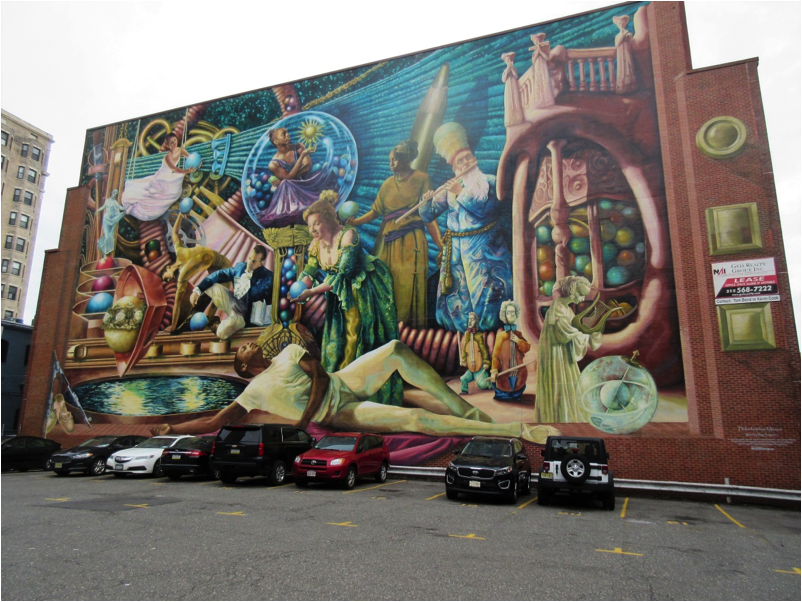 Everyday Sociology Blog Murals And Street Art Of Philadelphia