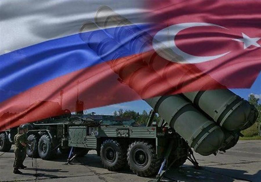 Ρωσία: Η Τουρκία δεν μπορεί να ακυρώσει την συμφωνία για την αγορά των S 400 ακόμη και αν δέχεται πιέσεις
