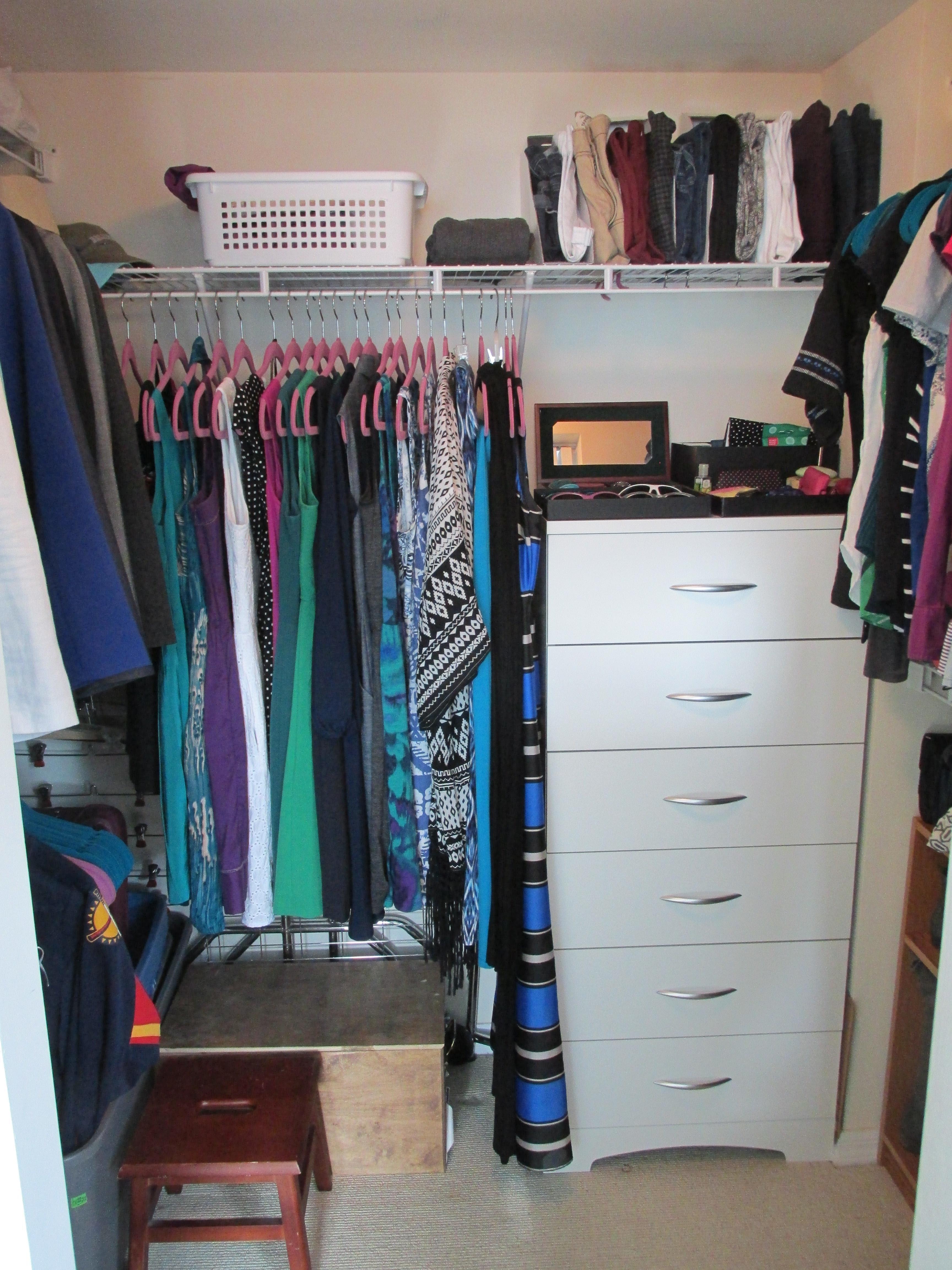 Closet Organization - Updated : femalefashionadvice