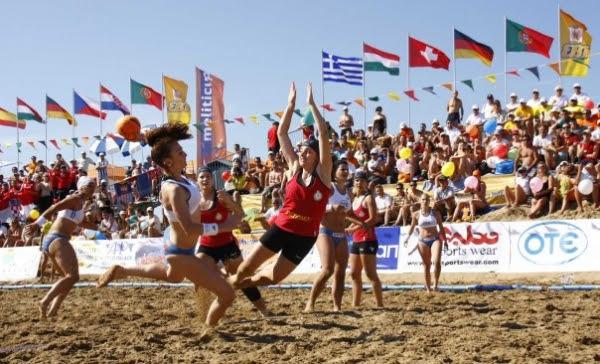 Πανδαισία Beach Handball και φέτος στην παραλία της Λούτσας