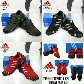 Sepatu Pria Merk Adidas