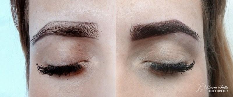 Makijaż Permanentny Brwi Metodą Piórkową Microblading Rzeszów
