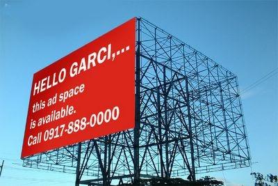Hello Garci...