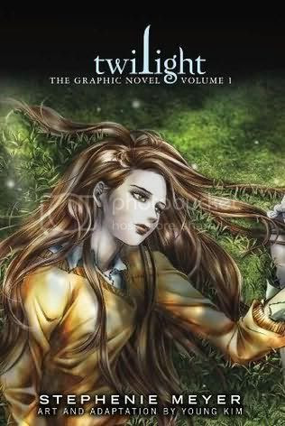 Twilight: The Graphic Novel - Vol. 1 by Stephenie Meyer by and Young Kim