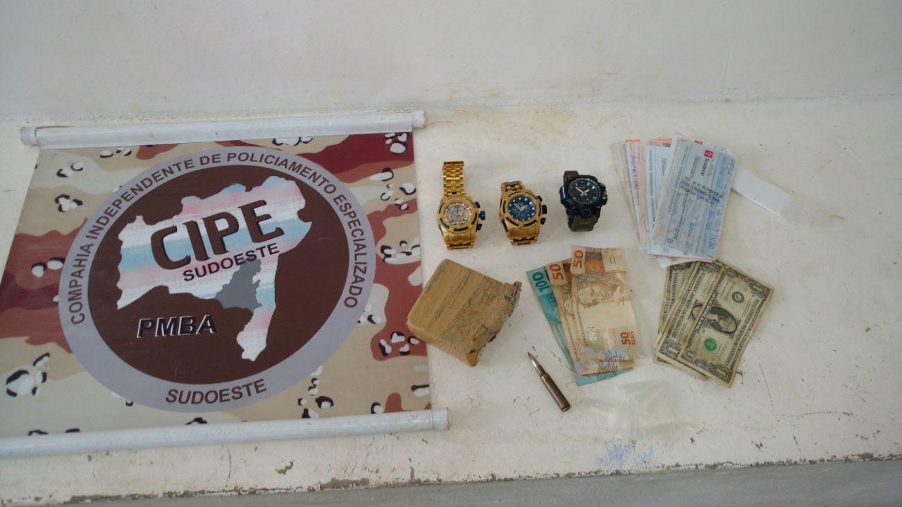 tráfico de drogas em Vitória da Conquista