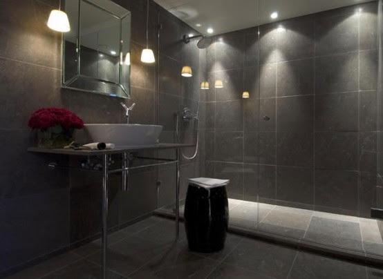 masculine bathroom decor ideas 24 554x404