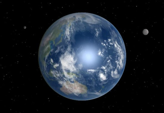 Image result for New Study Suggests The Earth Has More Than 1 Moon