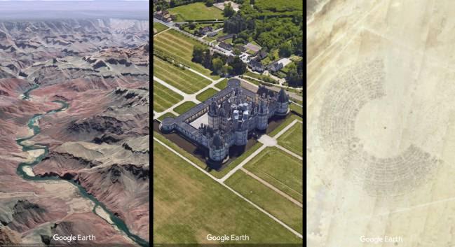 Cualquier zona del mundo nos aparecerá en 3D con la nueva vista de Google Earth