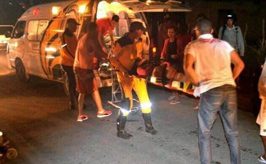Acidentes aconteceram na saíde Coité para Riachão do Jacuípe