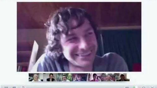 Here's the video of our Hangout with +Gotye . Look how much ...kdv video
