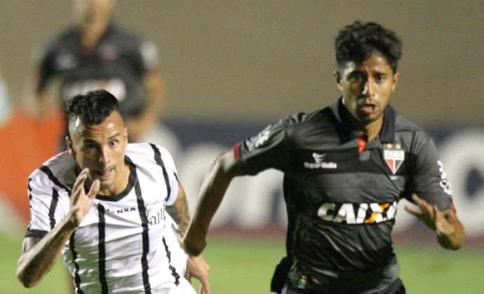 Atlético-GO x Bragantino - Série B 2-15 (Foto: O Popular)