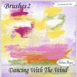 Dancing With The Wind, Brushes 2 By Bellisima Designs