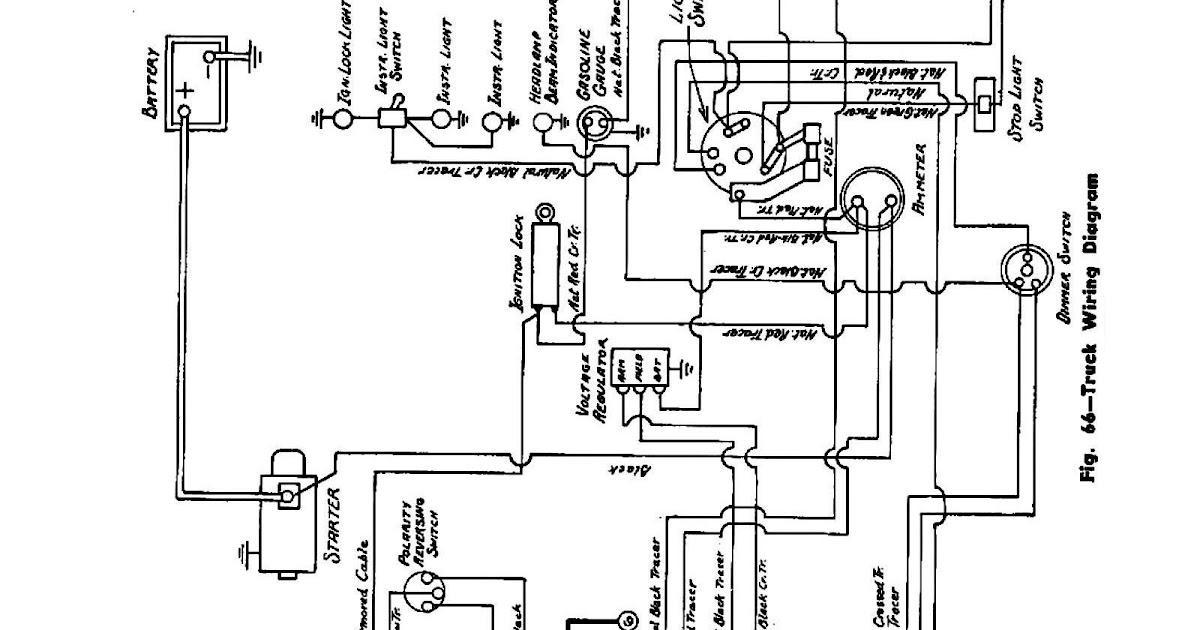 International Truck Radio Wiring Diagram