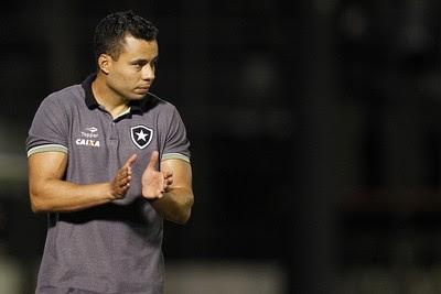 Jair Ventura Botafogo x Ponte Preta (Foto: Vítor Silva/SSPress/Botafogo)