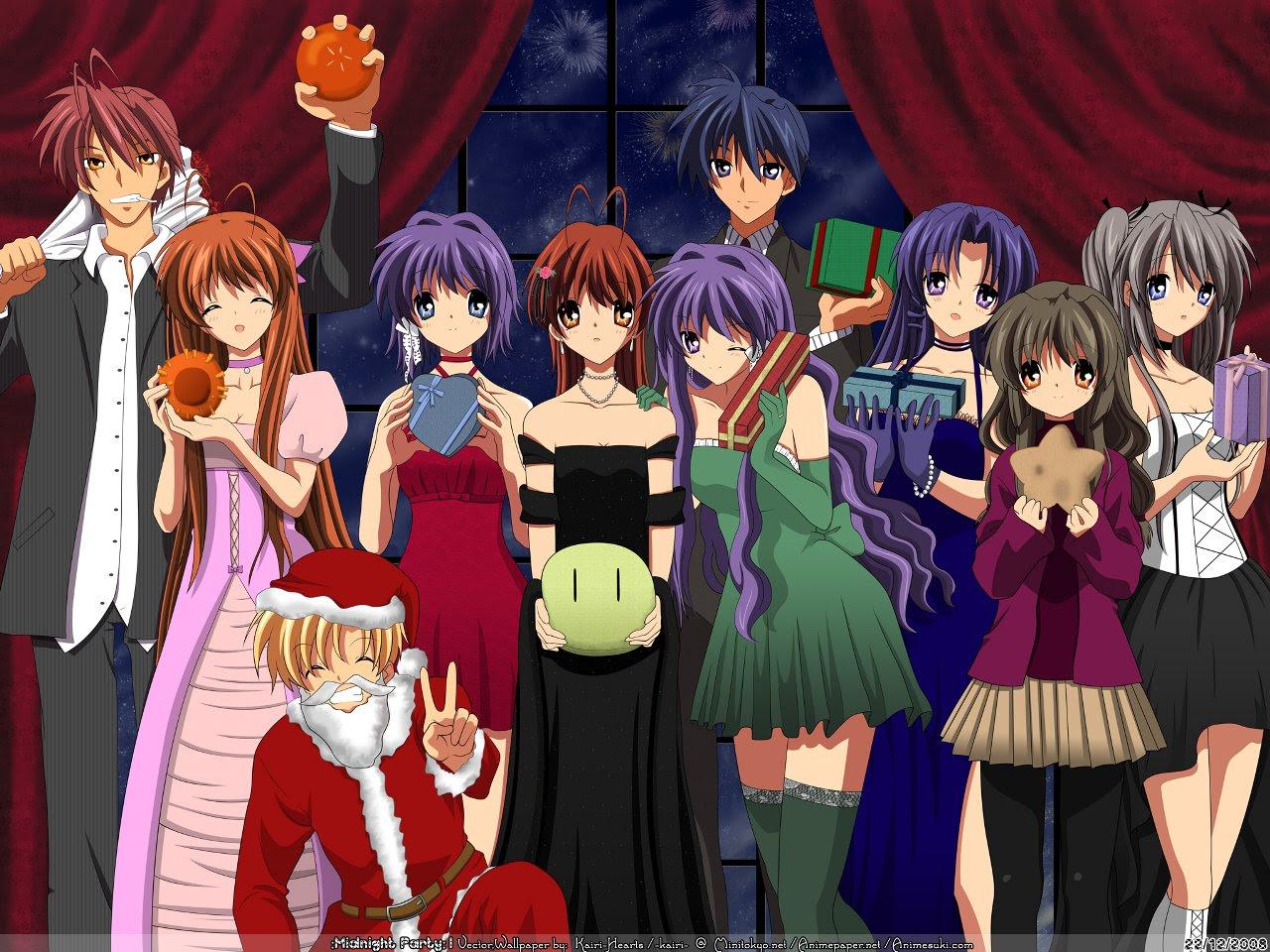 みんなのアニメ画像 高画質 Clannad