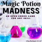 Magic Potion Madness {an open ended game}