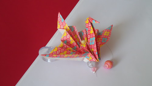 Celebration Crane by fnaomi