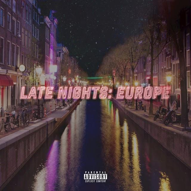 Jeremih - Late Nights: Europe (Album) [iTunes Plus AAC M4A]