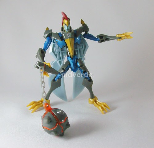 Transformers Swoop Animated Deluxe - modo robot