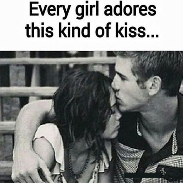 Every Girl Adores This Kiss Pictures Photos And Images For