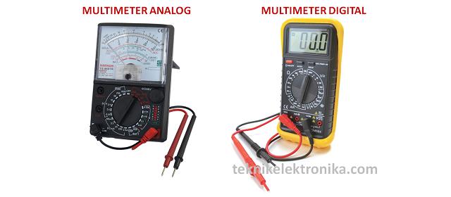 Perbedaan Multimeter Analog dan Digital oleh - lampuhiaspanasonic.xyz