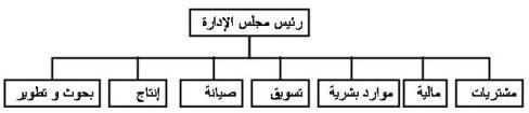الهيكل الوظيفي Functional Structure