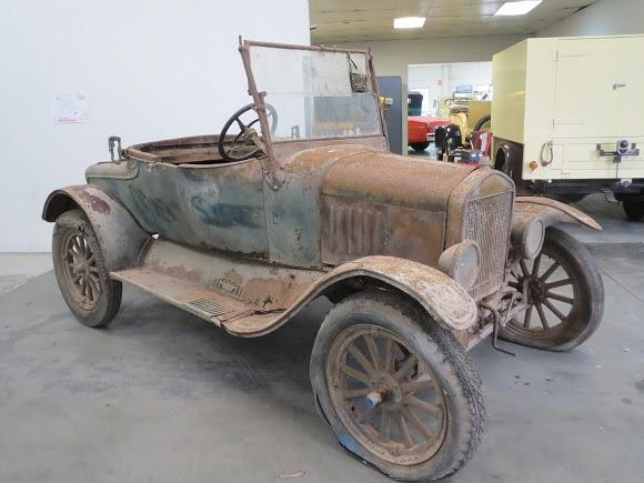 Model T Ford Forum: Barn Find - 1925 Duncan