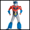 Homemade Budget Transformer Halloween Costume : How to Make Transformers Costumes