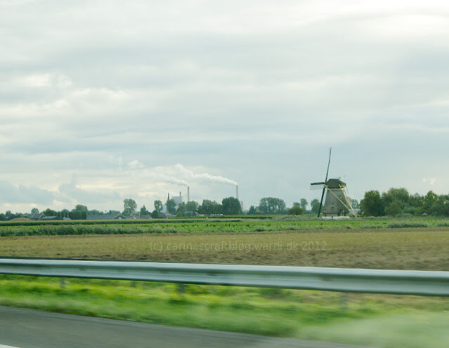 Windmill - in the Netherlands of course