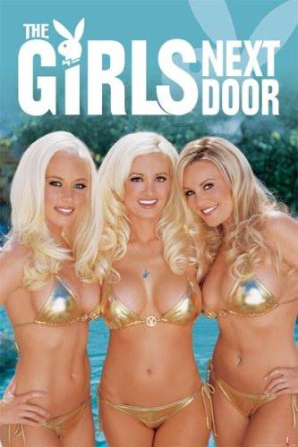 Playboy (Girls Next Door) TV Poster