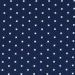 Cotton And Steel Basics - XOXO Night Owl