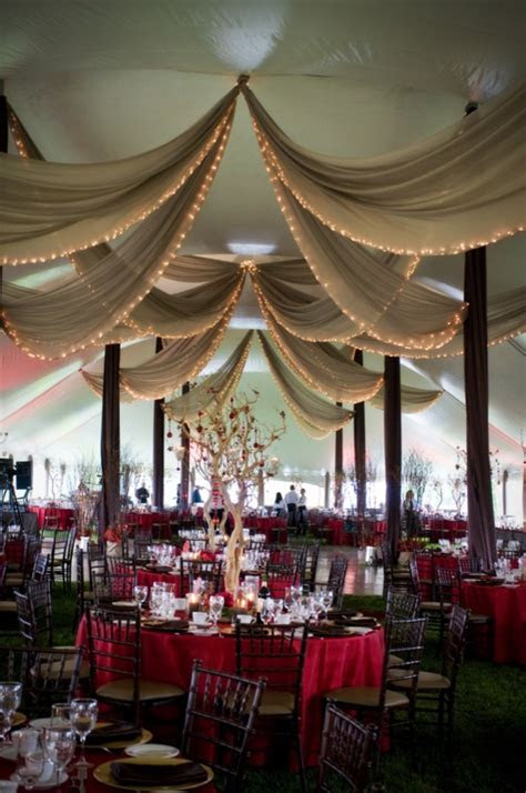 Ceiling Draping on Pinterest   Wedding Ceiling Decorations