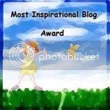 Inspirational Blog Award
