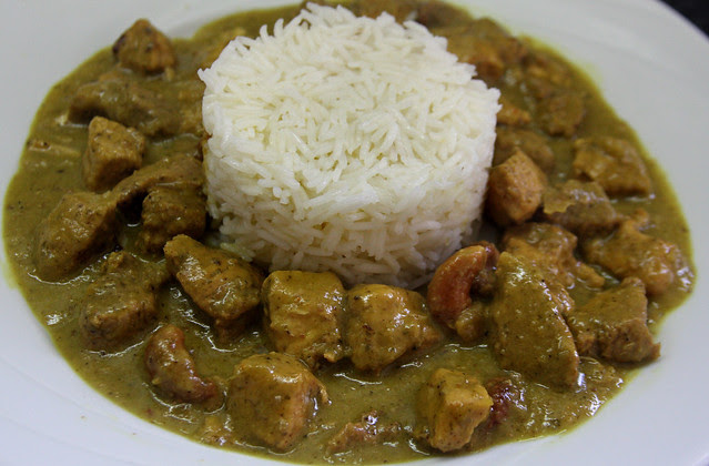 Curry Mixto 159